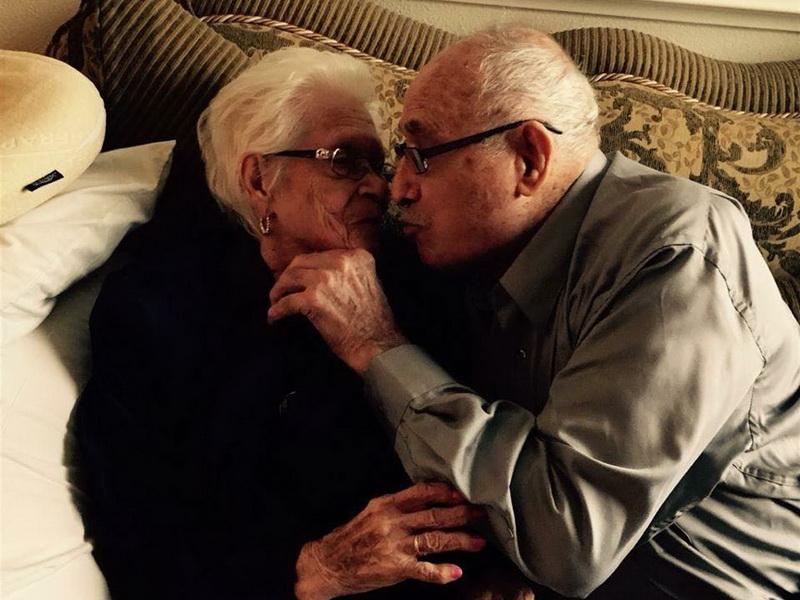 Вот как выглядят самые романтичные отношения на свете