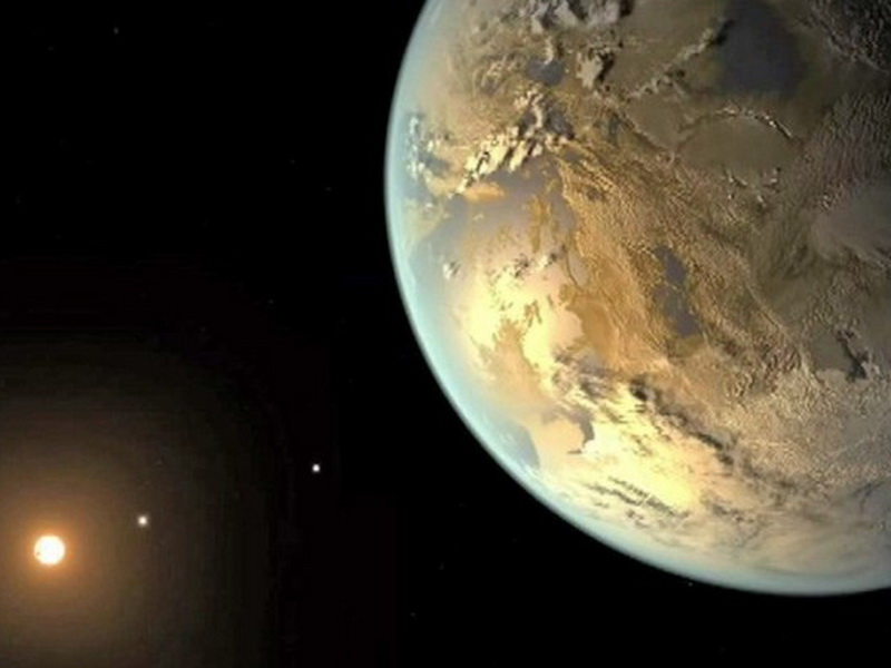 Обнаружена планета-аналог Земли!