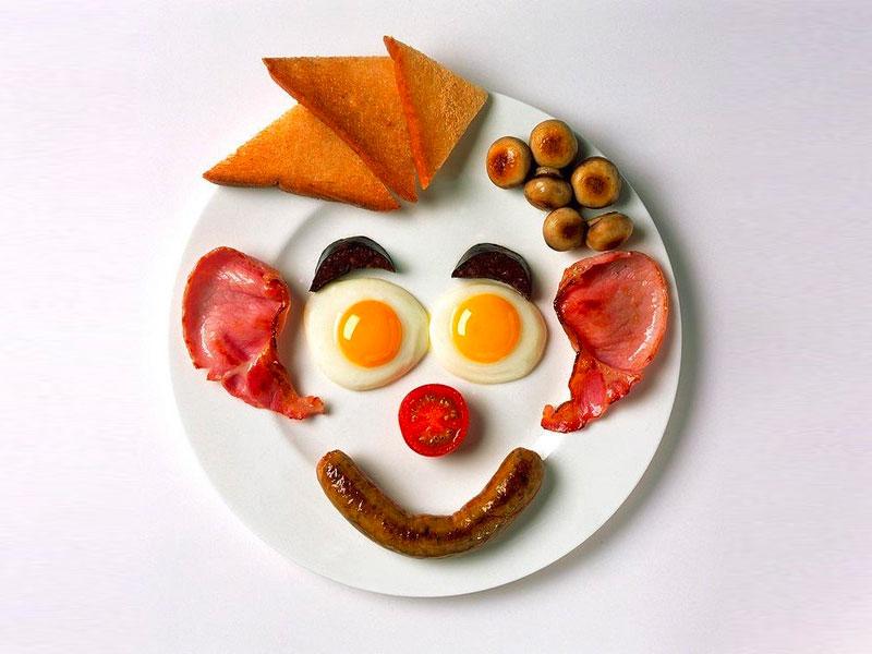 Самый смешной анекдот про завтрак! Хохочу до слез!