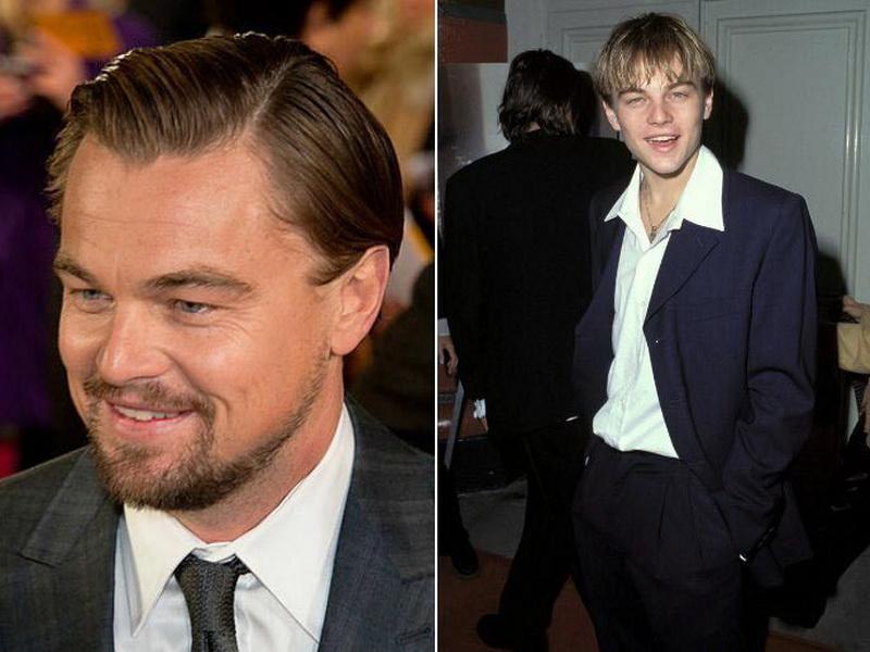 Давайте вспомним, какими были знаменитые мужчины Голливуда в свои 20 лет