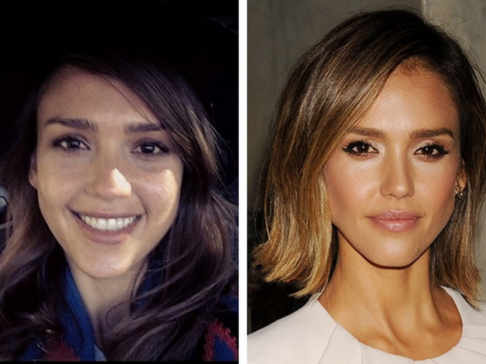 Звезды без макияжа: как они выглядят в повседневной жизни?