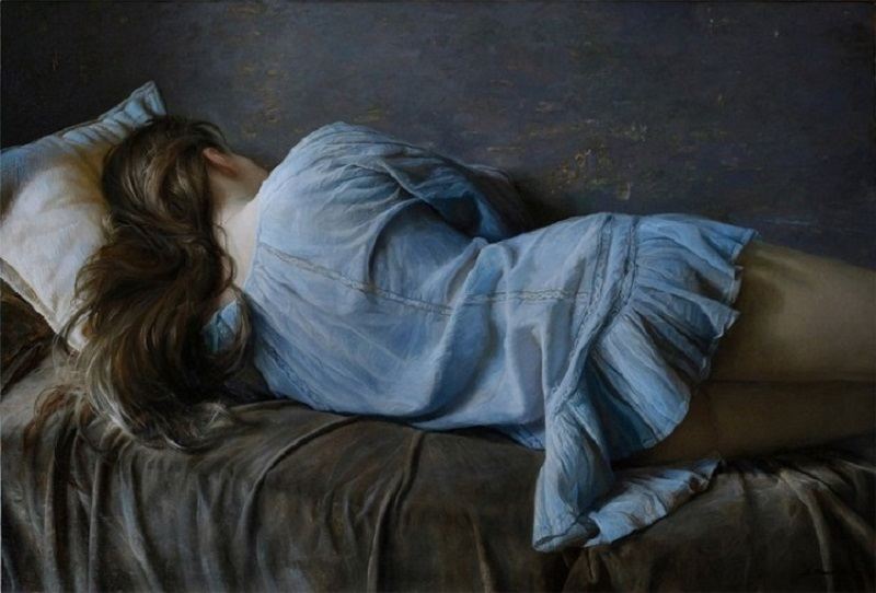 Фото спящая жена 5 фотография