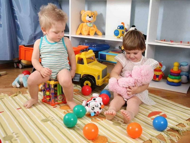 Игра в семью: детки как всегда на высоте!