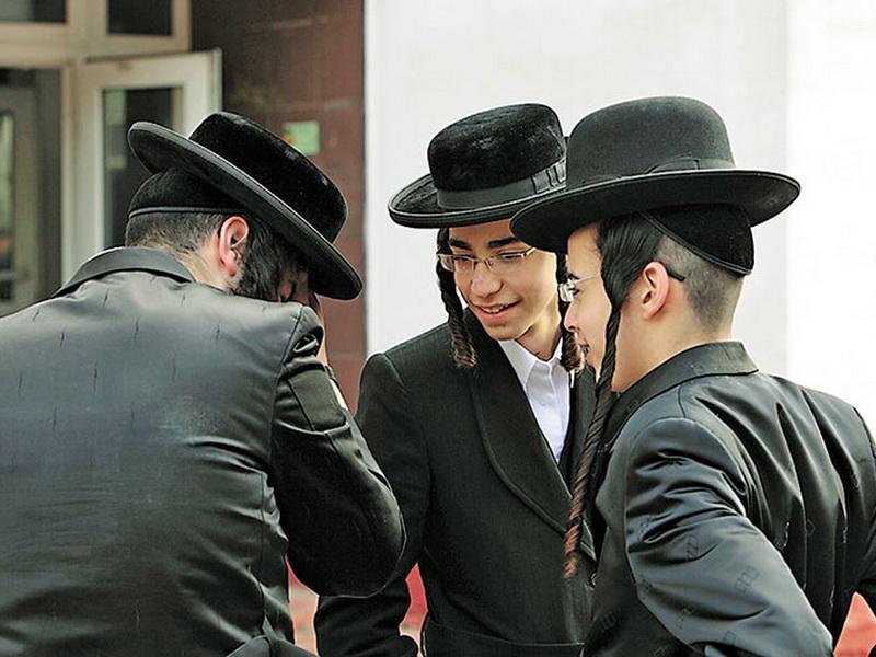 Потрясающий еврейский анекдот!