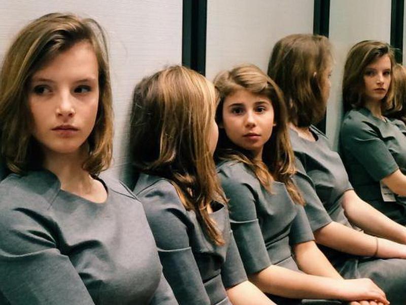 Интернет-пользователи не могут посчитать число девочек на Instagram-фото