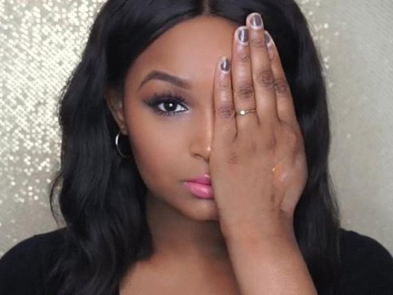 Девушка с ожогами каждый день возвращает себе красоту с помощью макияжа