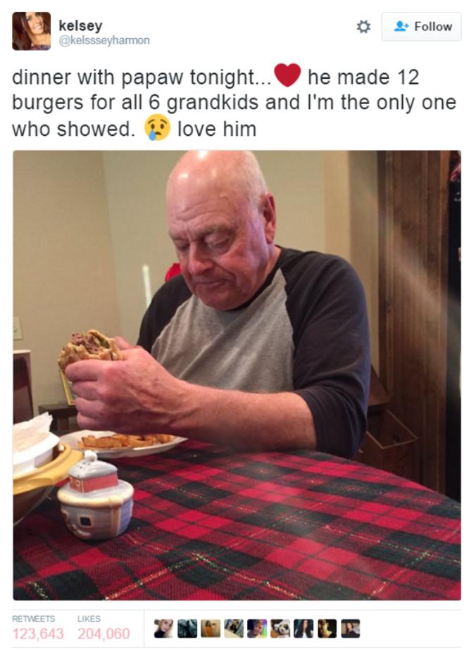 Дед редко навещает своих внуков фото 775-726