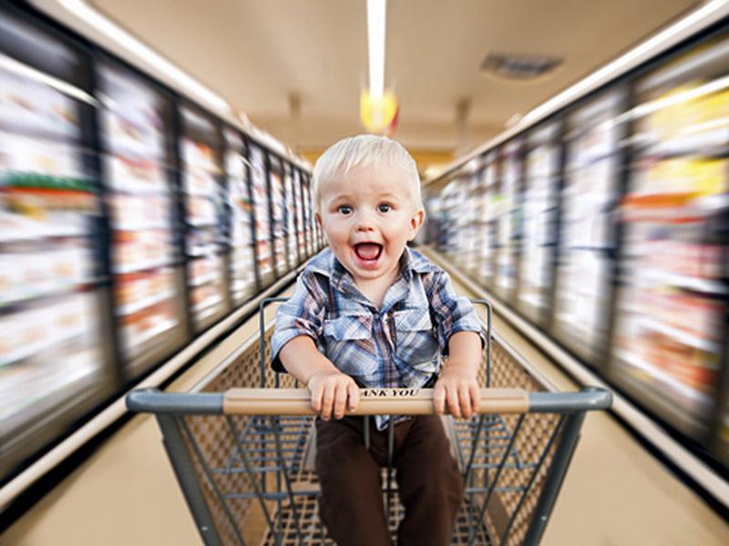 Эта распродажа в супермаркете повеселила всех!