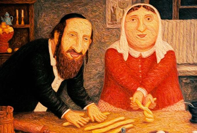 Вот почему нужно обязательно жениться на еврейке!