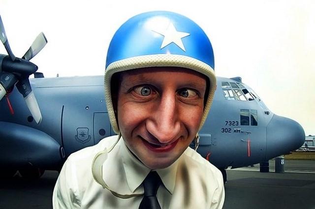еще турецкие летчики в панике собрались
