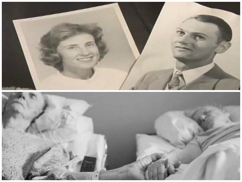 Они были в браке 62 года. И их последние слова заставляют верить в любовь!