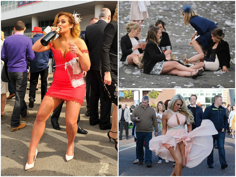 Как прошел очередной «День леди» в Великобритании