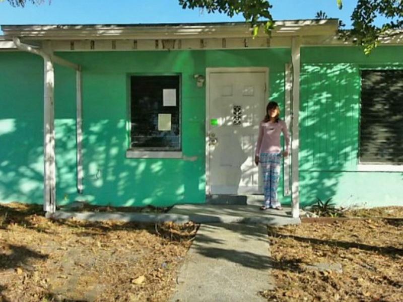 14-летняя девочка на заработанные деньги купила… свой дом!  Ее родители были в шоке!