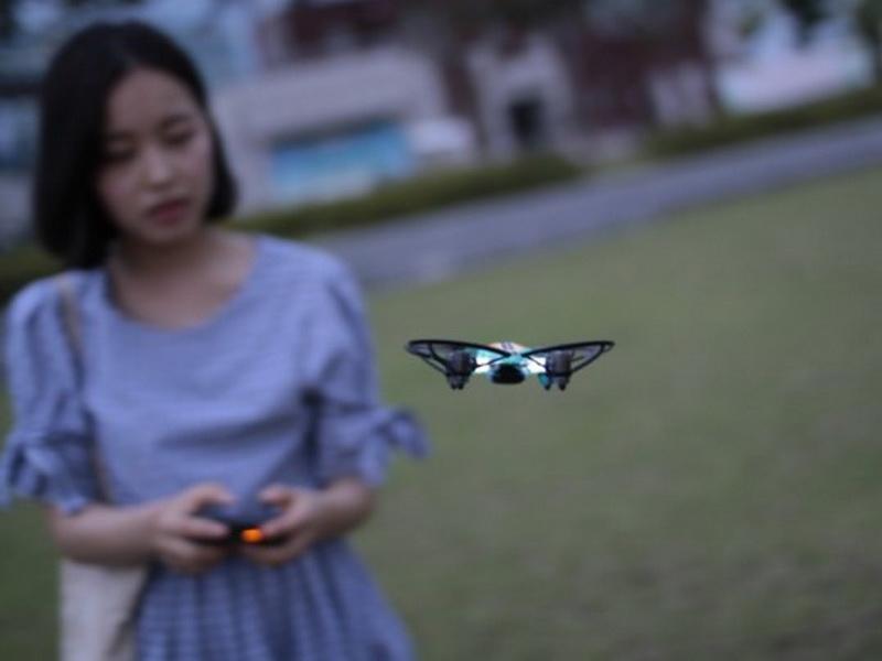 В школах Южной Кореи появилась новая дисциплина – «дроноведение»