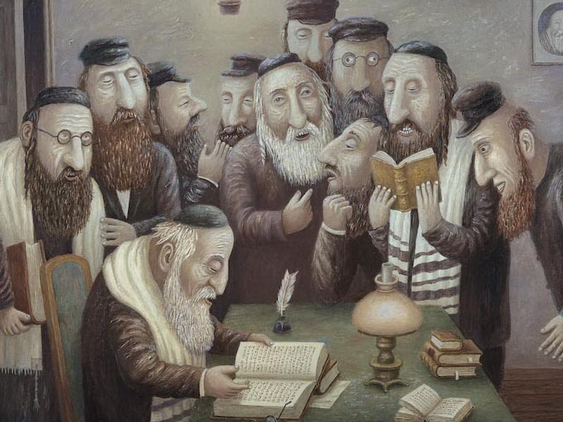 Как богатый еврей выбирал себе компаньона