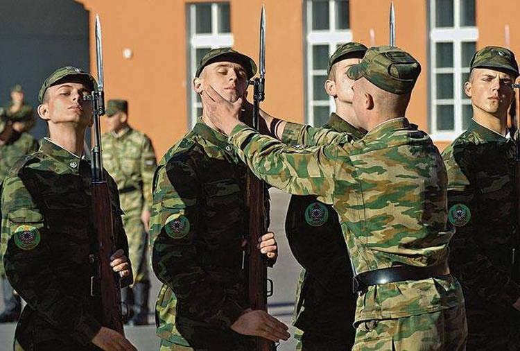 О тонких особенностях армейского лексикона!
