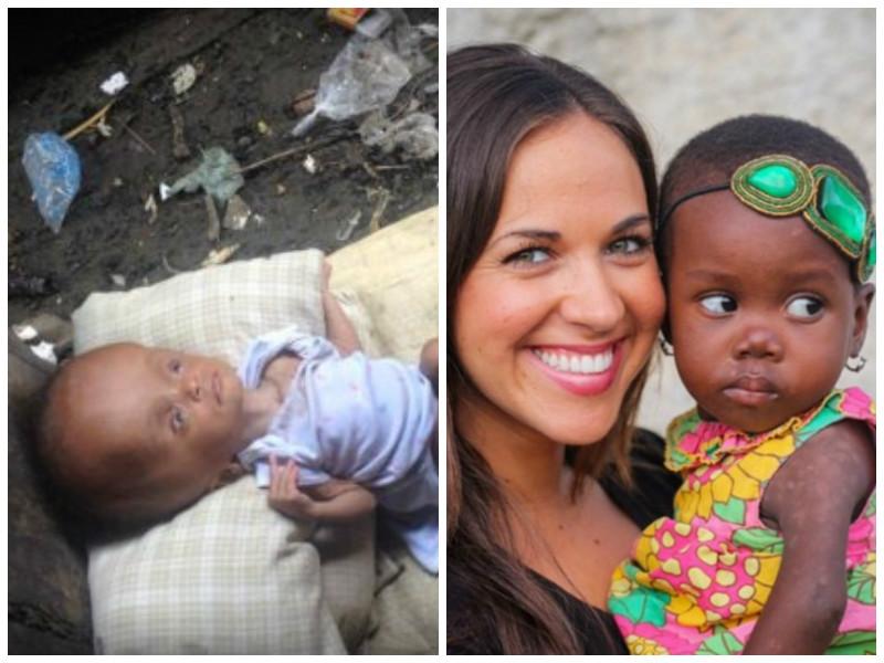 Она нашла младенца в мусоре. То, что случилось дальше, поражает до глубины души!