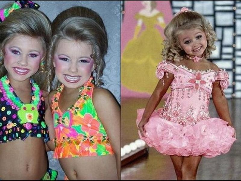 Детские конкурсы красоты в Америке: что терпят девочки ради амбиций своих мам