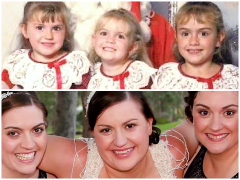 3 сестры потеряли отца и чуть не потеряли мать. А в 30 лет им пришлось начать борьбу за собственные жизни.