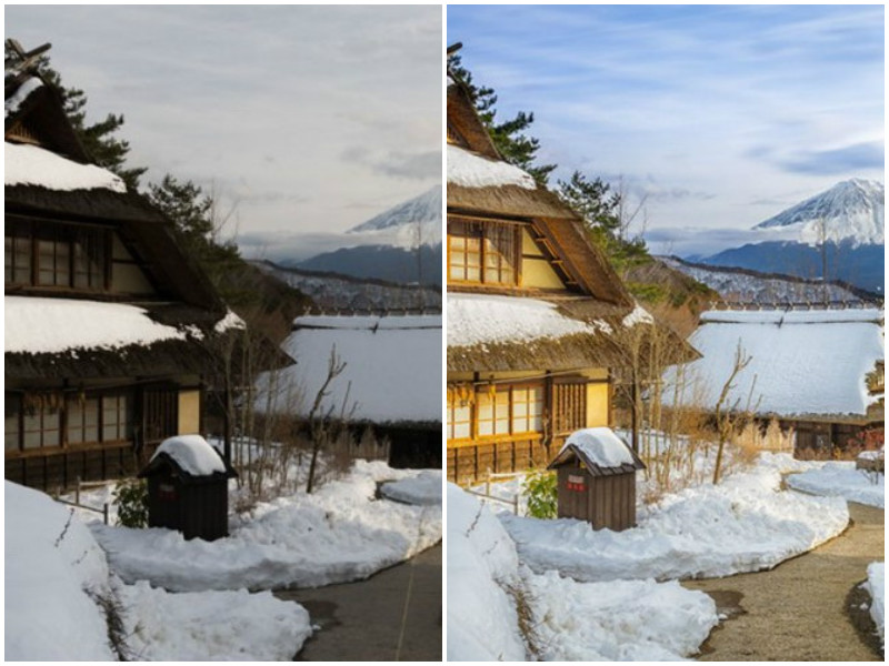 Большая разница: Как выглядят туристические места в реальности и на сайтах туристических компаний