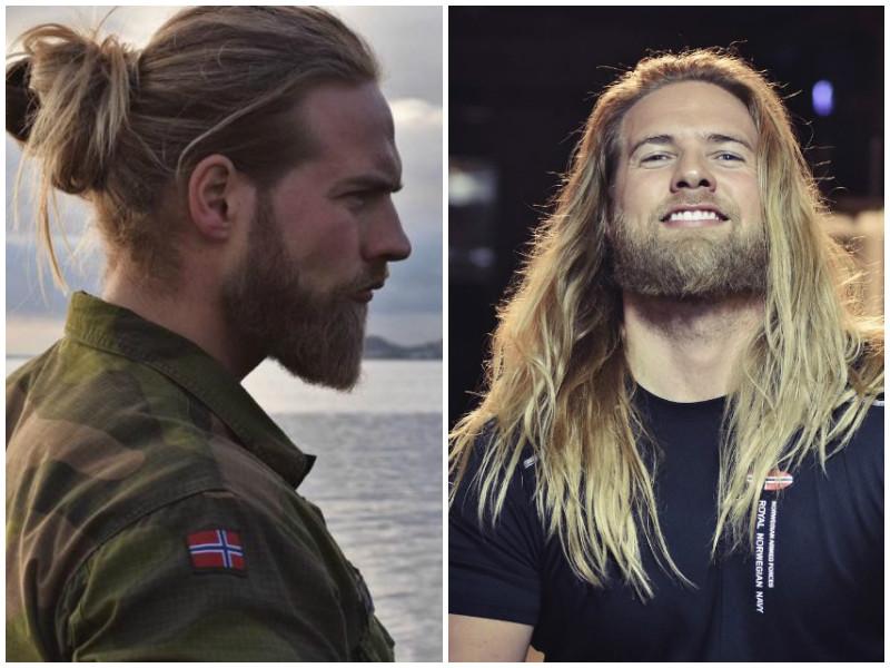 Почему перед этим норвежцем не может устоять ни одна женщина? Смотри фото!
