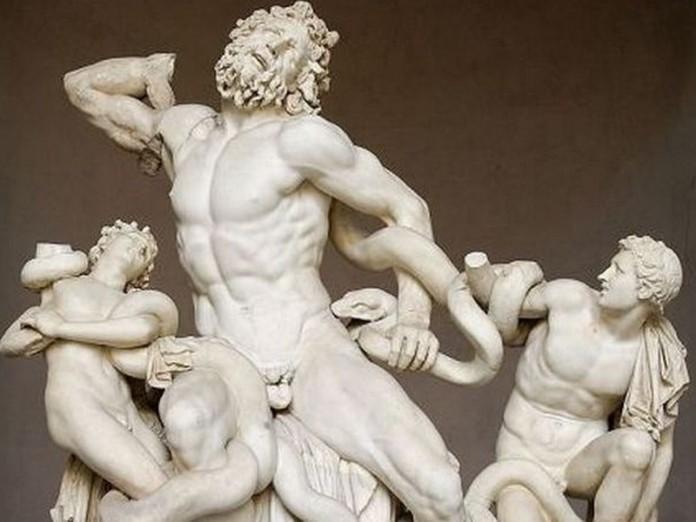 Мужской половой член в скульптурах