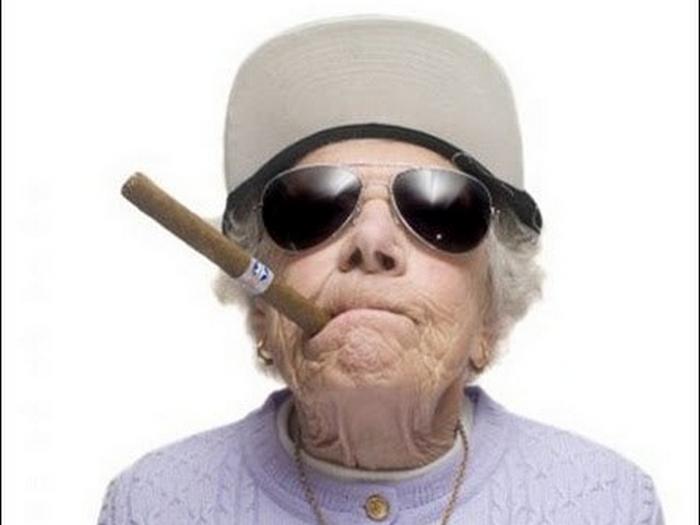 Пожилая женщина достала оружие. Потом случилось непредвиденное.