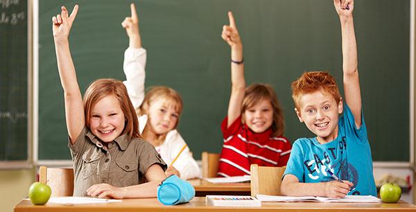 Маленький мальчик шокировал класс своим ответом.