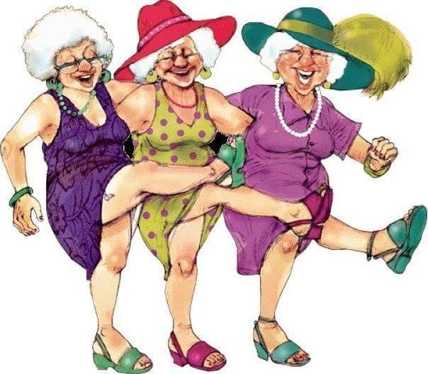 Три пожилые женщины спорили, чей возраст лучше. Кто же победил?