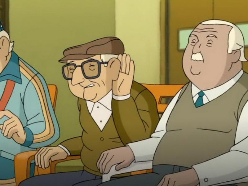 К пожилому мужчине вернулся слух. То, что он потом сказал доктору, очень неожиданно!