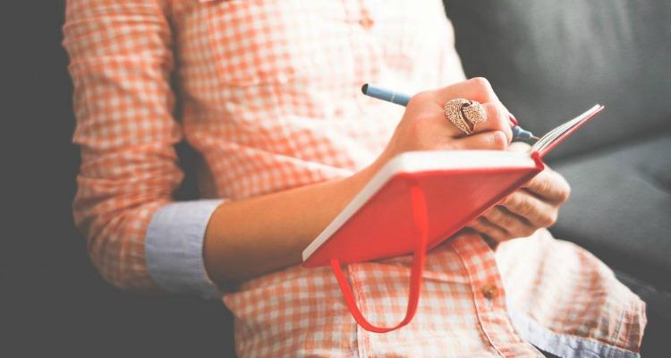 Жена записывала свои переживания в дневник. А что же все время писал муж?