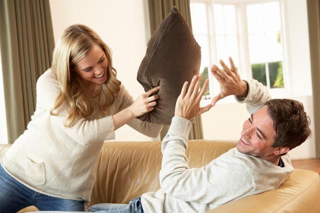 Муж решил посмеяться над фигурой жены. Но она придумала, как отомстить.