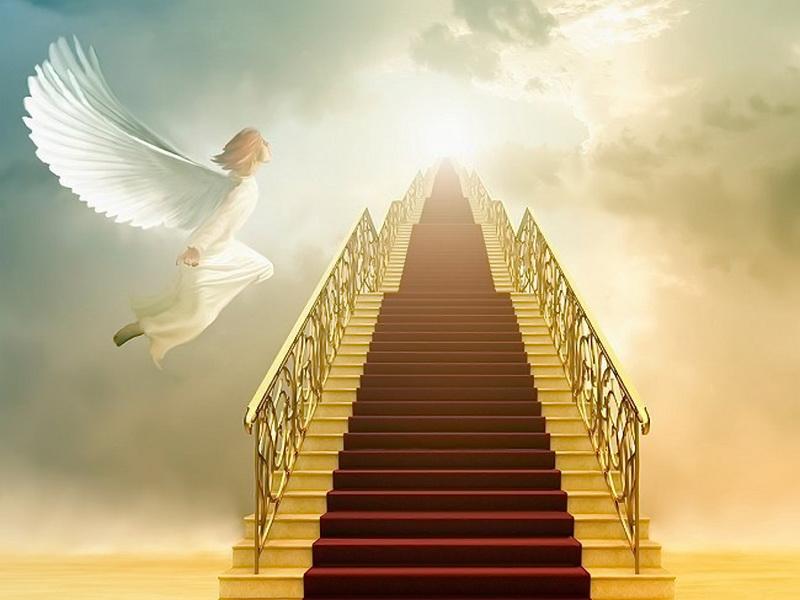 Мужчина попал на небеса и стал рассказывать о своем самом лучшем поступке. Уморительная история!