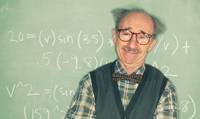 Как работает уравниловка… Профессор четко объяснил! Молодец!