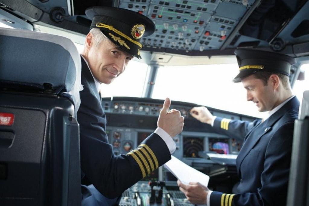 Все нервничали, включая пилота. Но потом случилось непредвиденное.