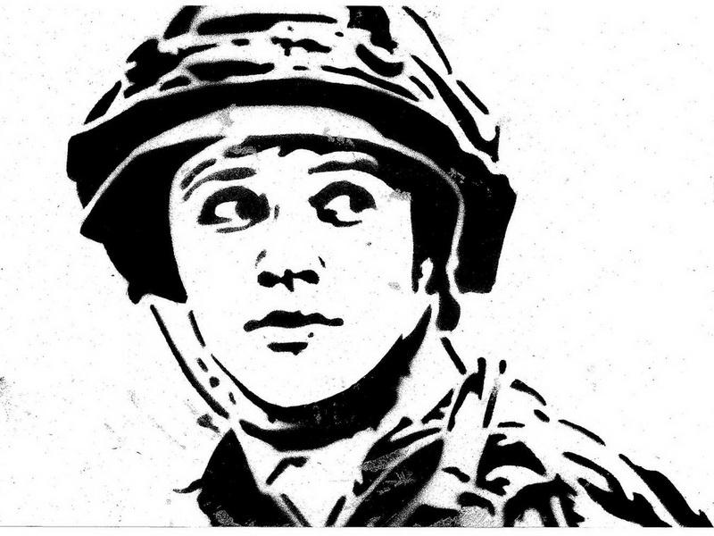 Американский солдат спрятался у монахини под юбкой. Финал просто сумасшедший!
