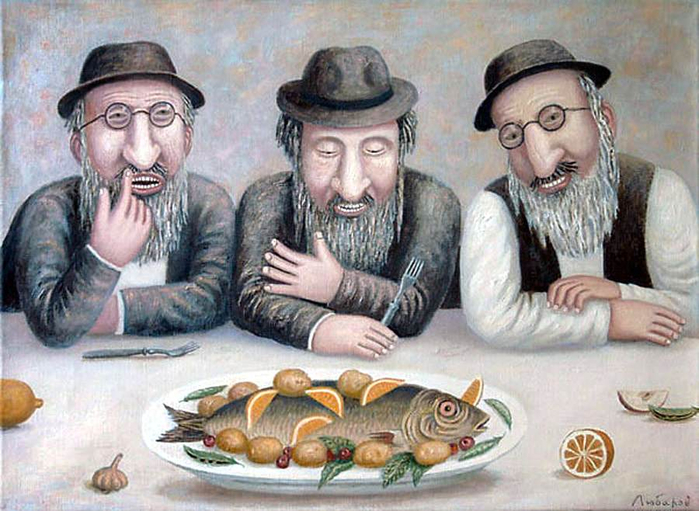 10 смешных еврейских анекдотов, чтобы начать день с улыбки