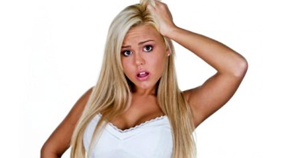 Самый-самый смешной анекдот про блондинку!