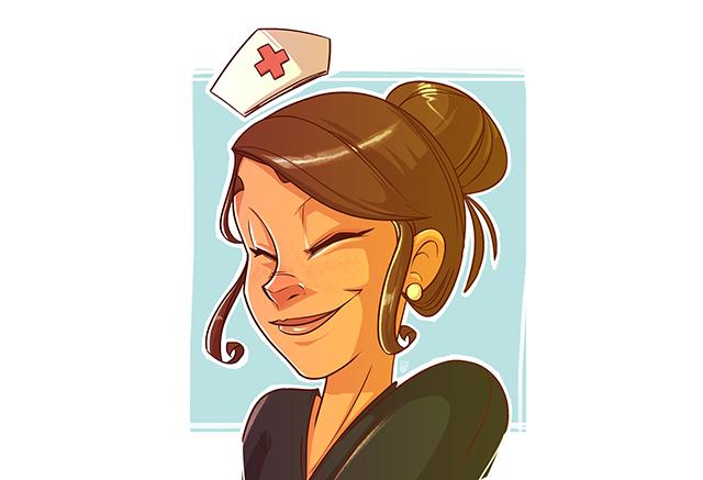 Анекдот про трудовые будни медперсонала