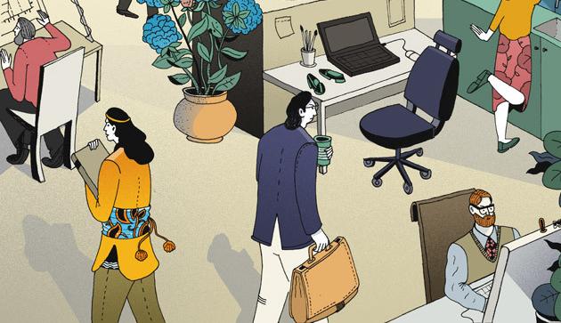 Смешная ситуация в офисе со слов админа и менеджера