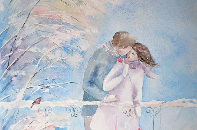 Романтичный рассказ парня о первом свидании
