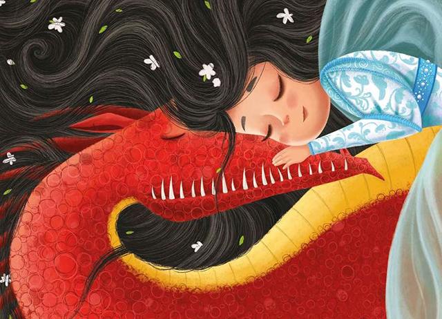 Новый взгляд на классическую сказку о принцессе и драконе