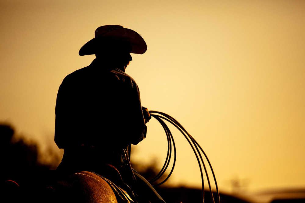 Этот ковбой сказал прекрасную речь, когда кто-то украл его лошадь!