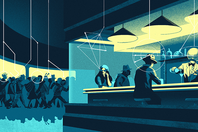История бармена, которому сама судьба открыла глаза на правду жизни