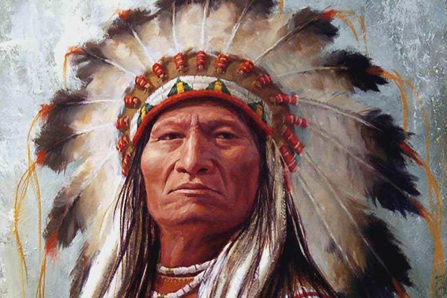 У старого индейца спросили, как он будет распоряжаться деньгами, и его ответ не разочаровал