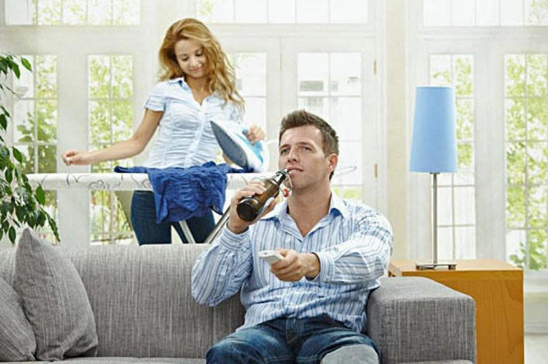 Муж начинает грубить жене. То как она реагирует на это – бесценно!