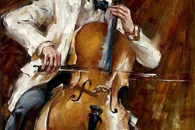 Коллеги по оркестру решили зло пошутить над талантливым виолончелистом, но…