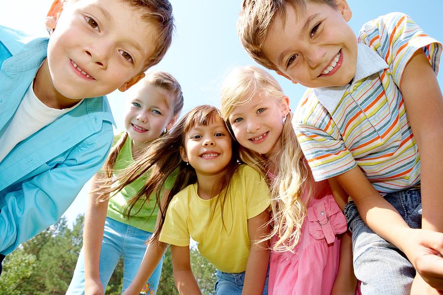 Группа специалистов задавала этот вопрос группе детей от 4 до 8 лет: «Что значит любовь?»