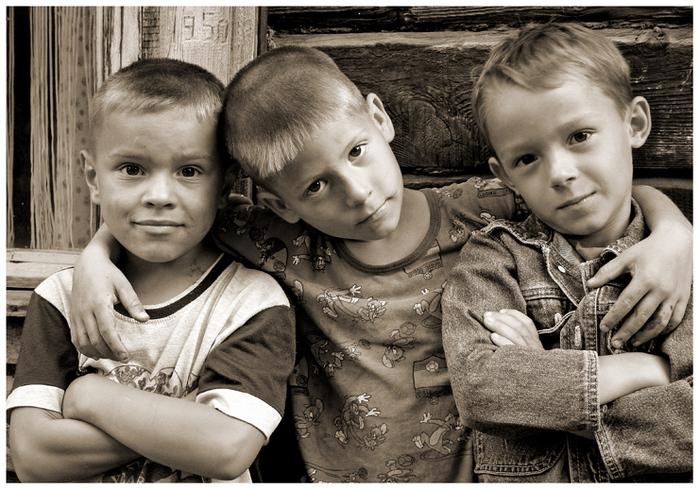 Трое мальчиков хвастались своими отцами. Ответ третьего мальчика был блестящим!