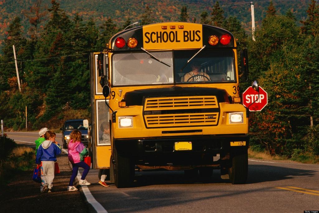 Он пошел плакаться к своей маме, когда водитель автобуса дразнил его. Но то, что ребенок сделал на следующий день, заставило его замолчать навсегда!